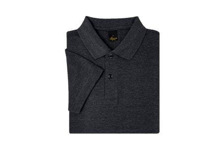 การเลือกซื้อเสื้อโปโล สวมในโอกาสต่างๆ เสื้อโปโล สีเทาเข้ม