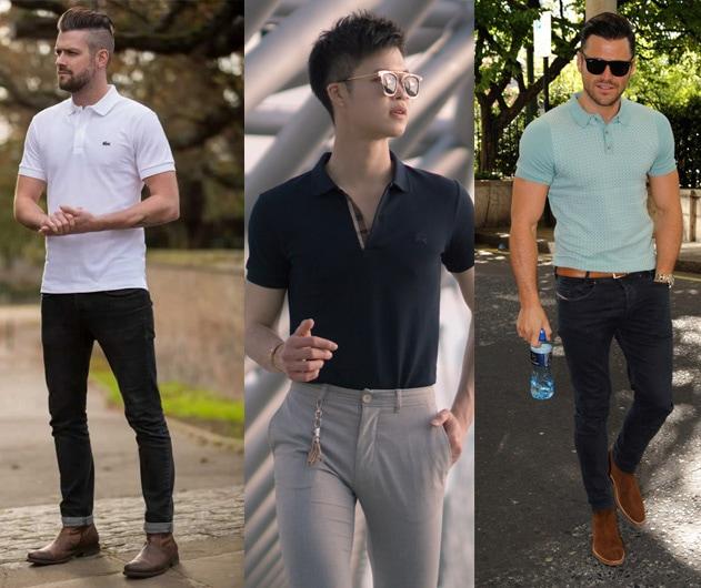 5 โทนสีมาแรงสำหรับ เสื้อโปโล ต้อนรับซัมเมอร์ [คุณแต่งตามได้ง่ายๆ]